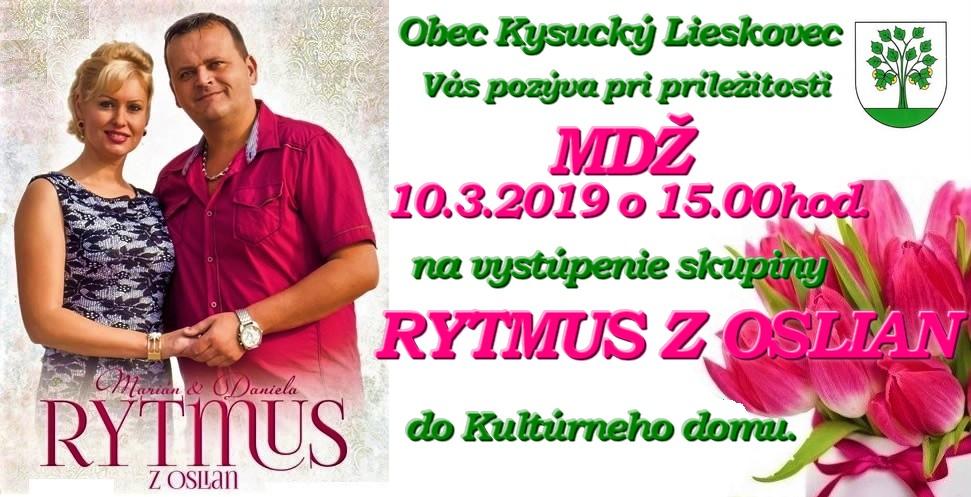 MDŽ - Kysucký Lieskovec