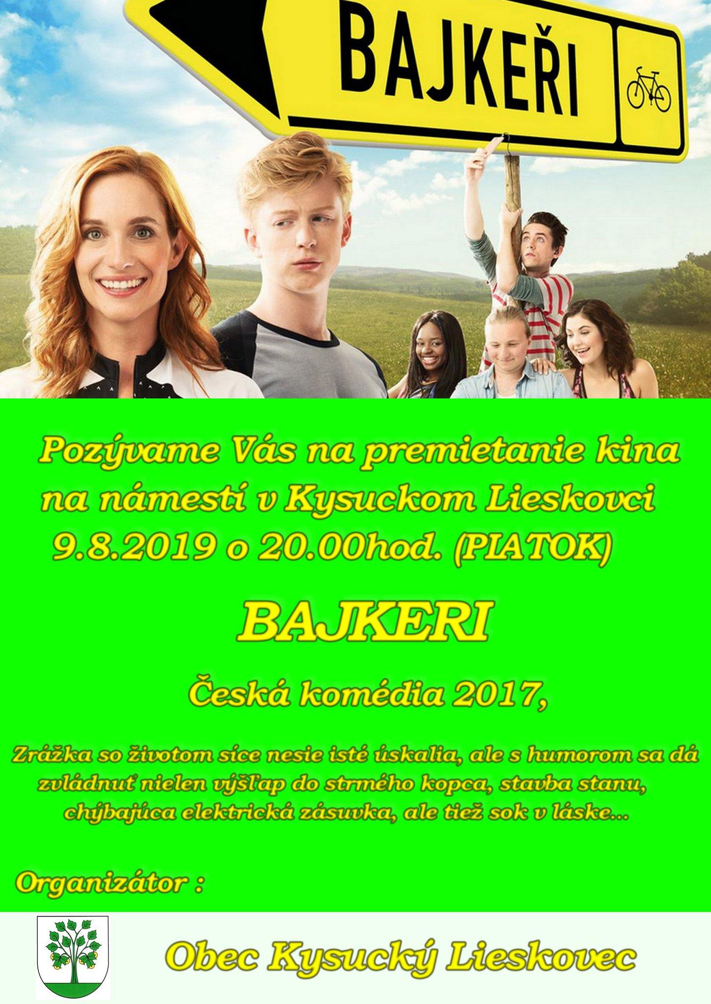 Premietanie filmu BAJKERI