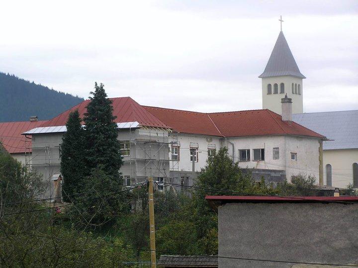 Kostol a materská škola
