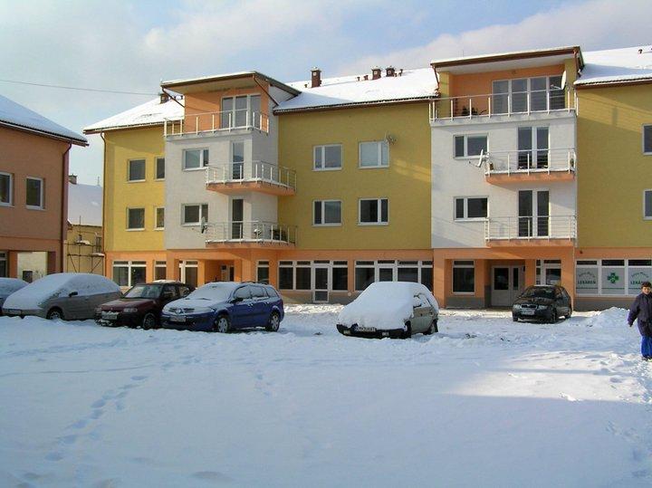 Bytovky - zima