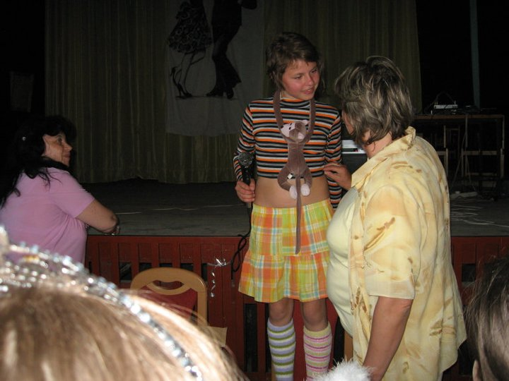 Detský maškarný ples