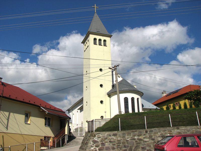 Kostol sv. Andreja – Svorada a Beňadika
