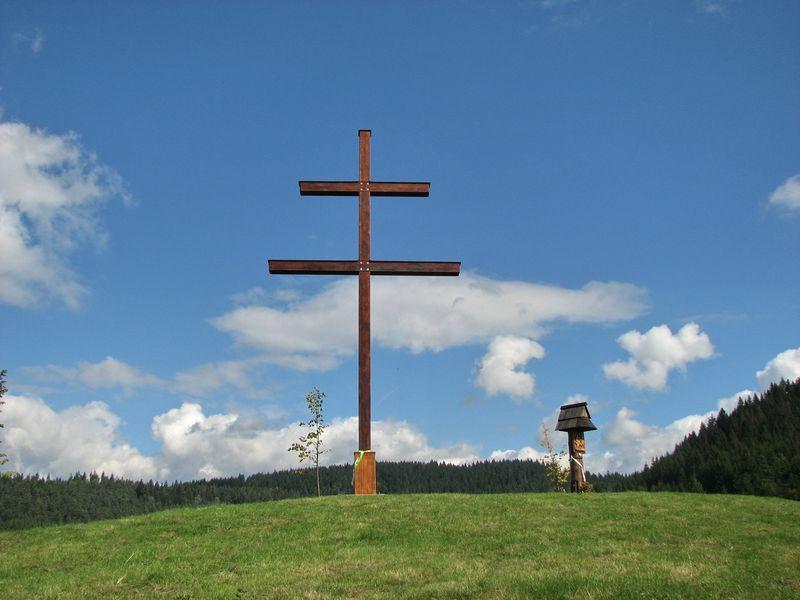 Cyrilometodský kríž