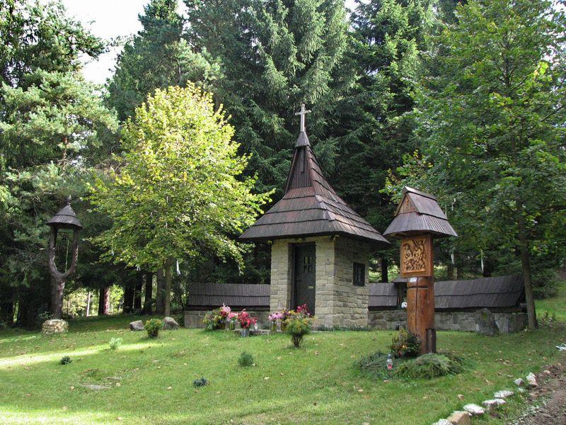 Kaplnka na Rovniach