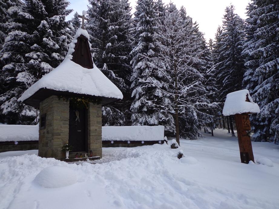 Kysucký Lieskovec - kaplnka