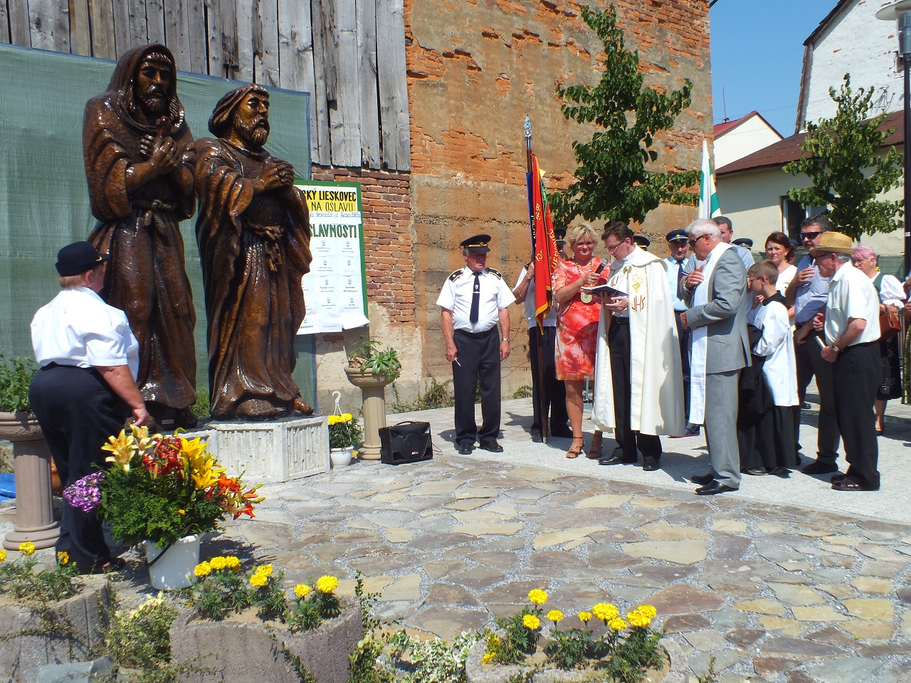 Súsošie sv. Svorada Andreja a Benedikta