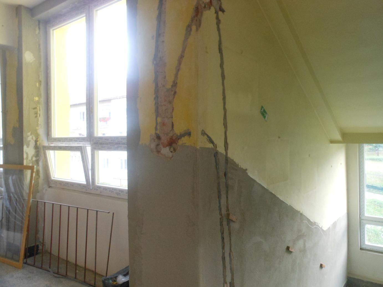 Priebeh rekonštrukcie