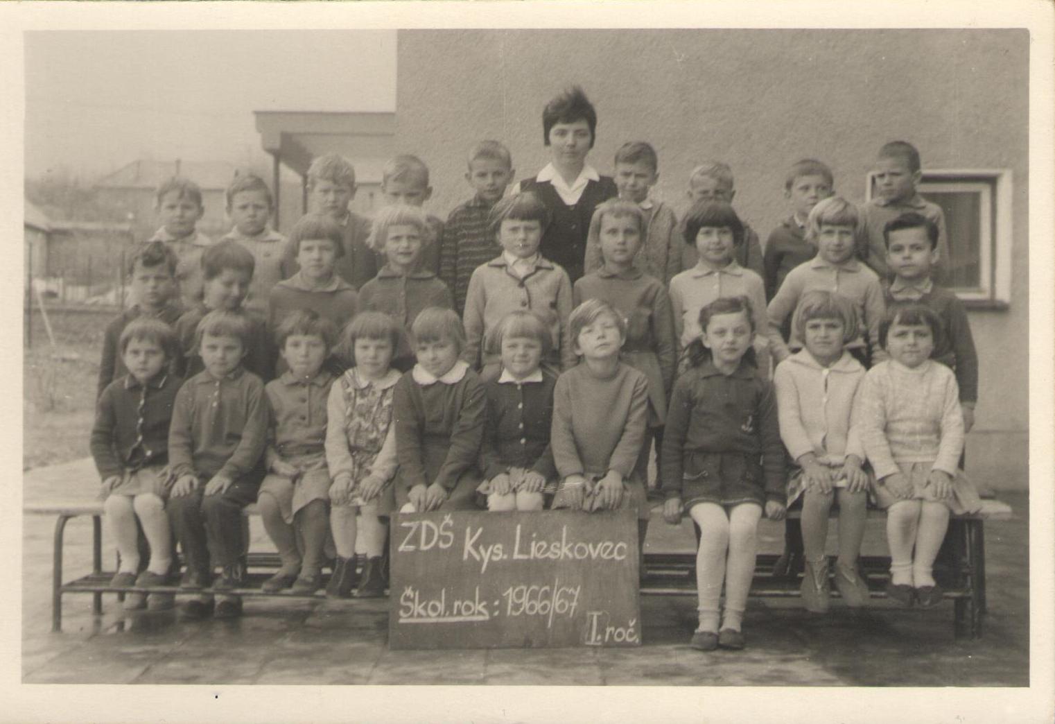 ZDŠ 1966 - 1. ročník