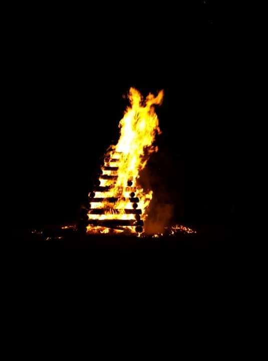 Svätojánska vatra 2019